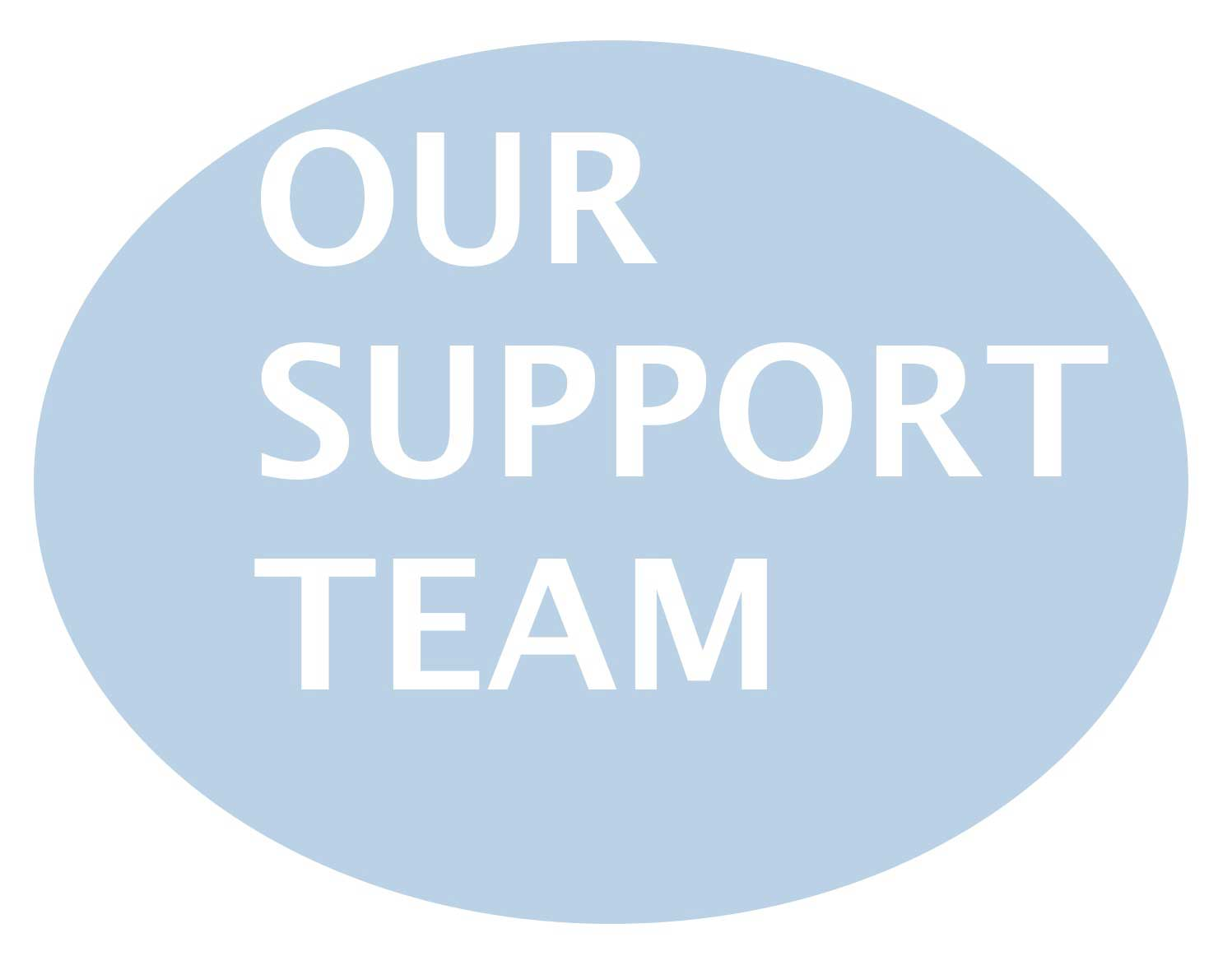 our-support-team